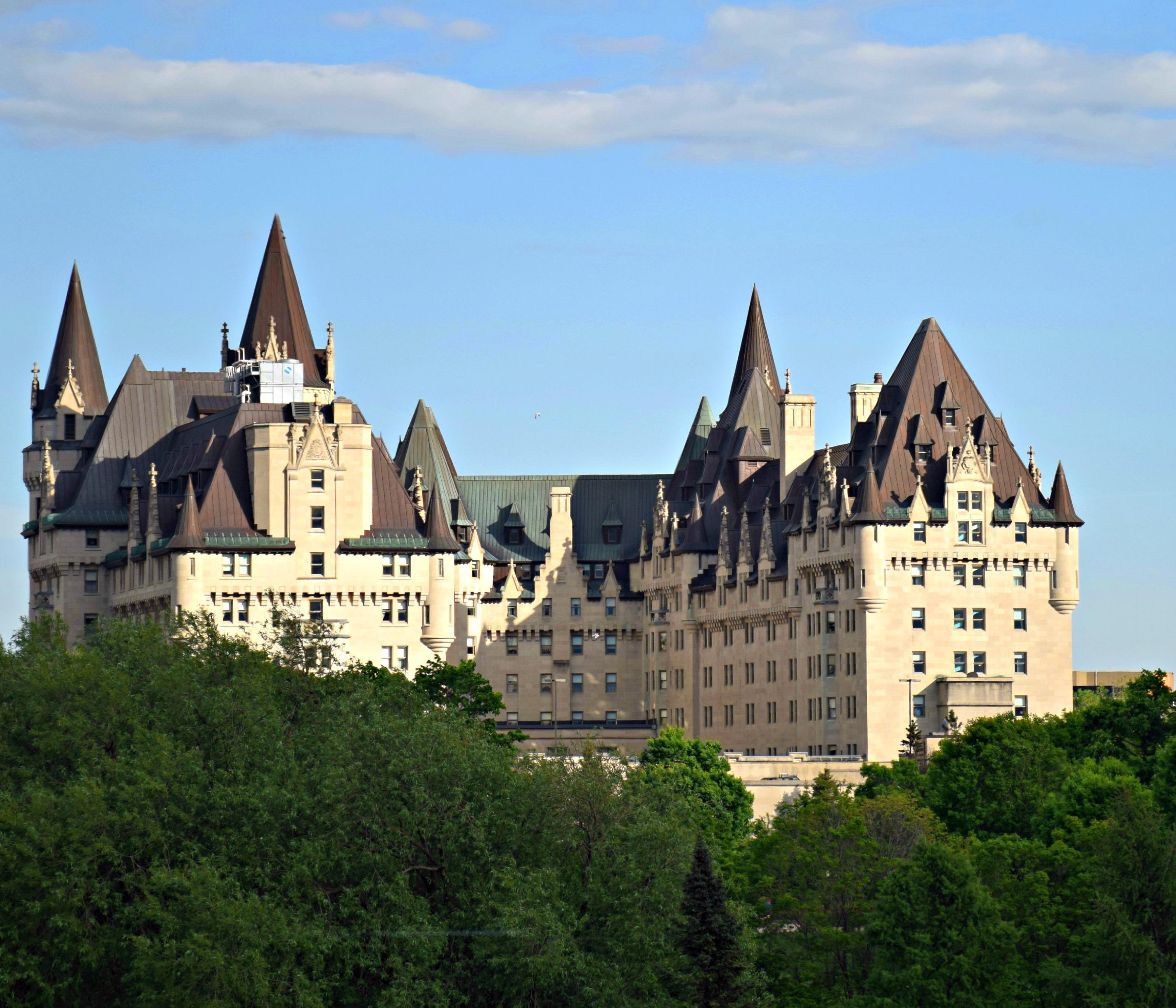 Chateau Laurier Ottawa