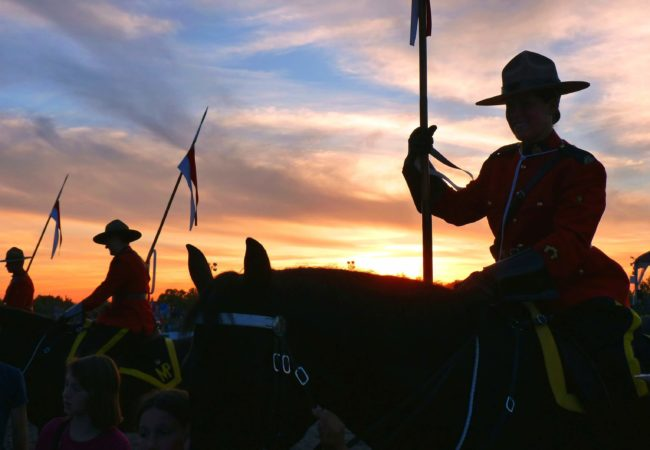 MY DREAM TO JOIN CANADA'S RCMP MUSICAL RIDE