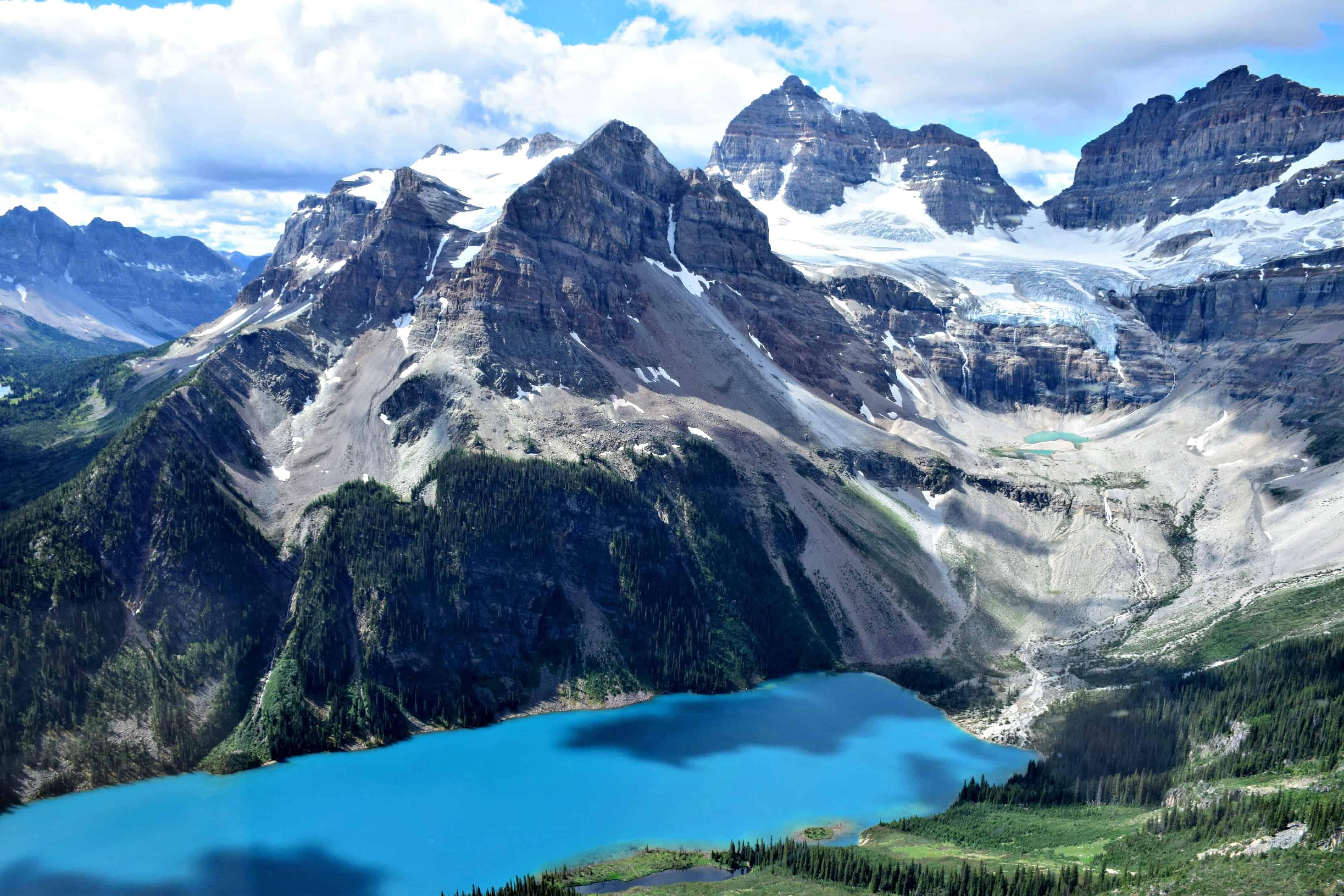 Rocky Mountain Glacier Tour
