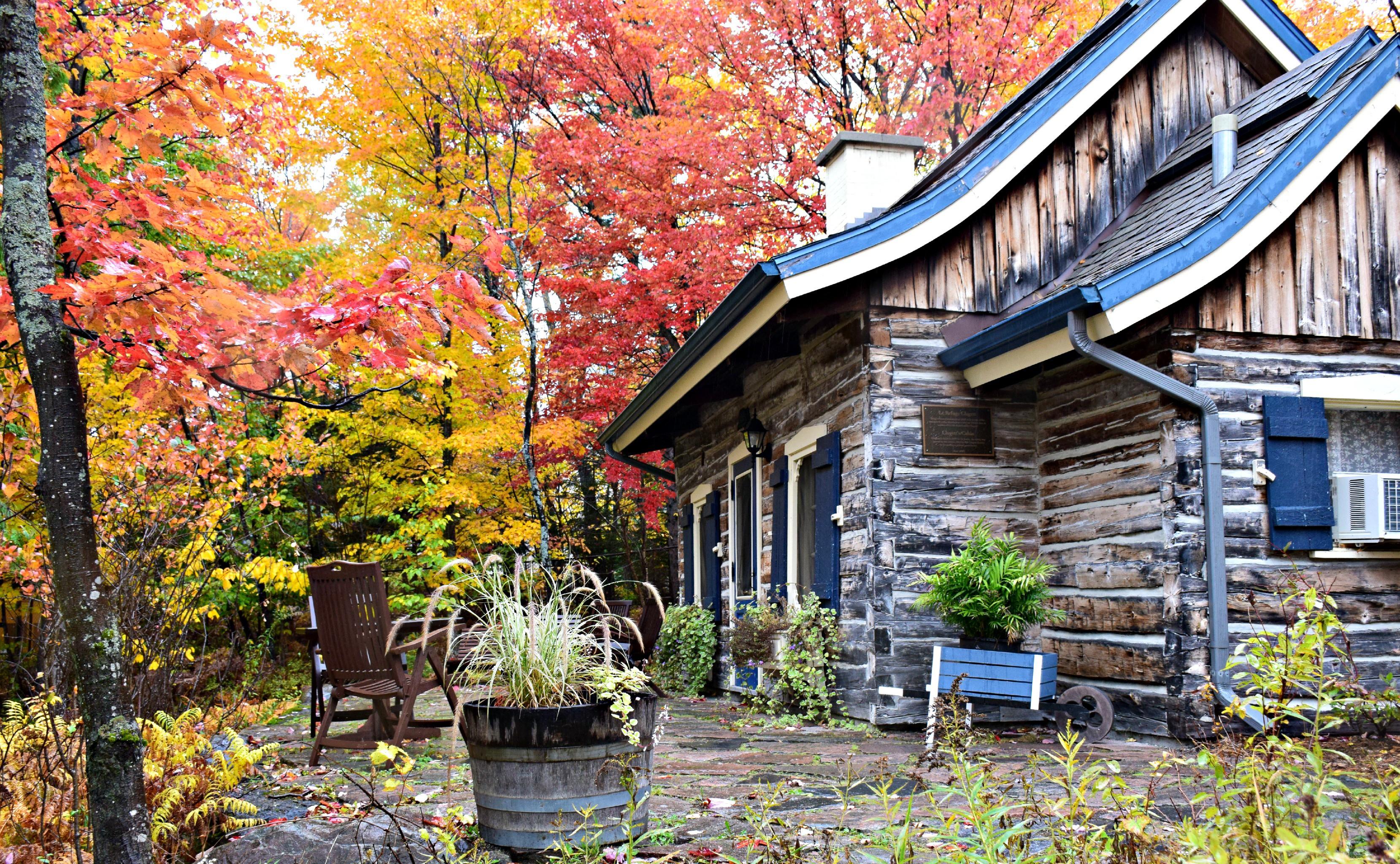Claggett's Cabin - Hotel Quintessence