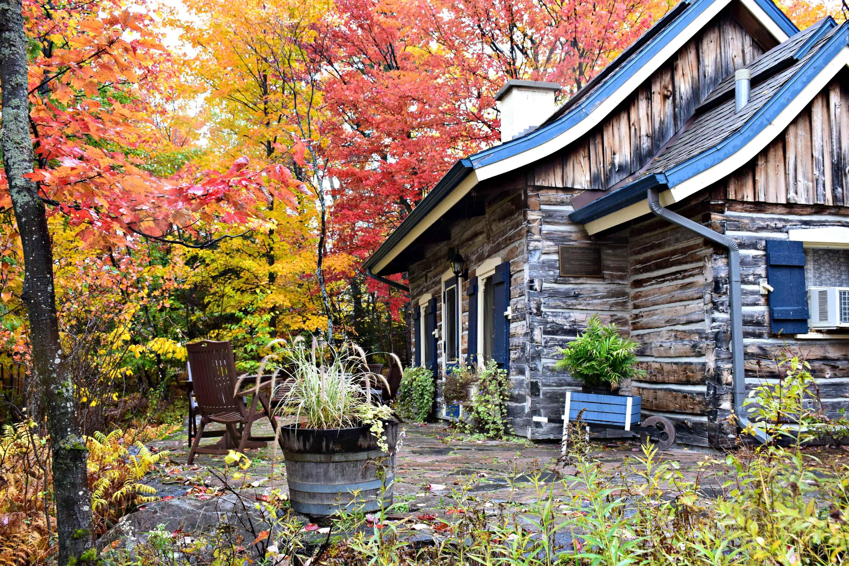 Clagett's Cabin, Hotel Quintessence