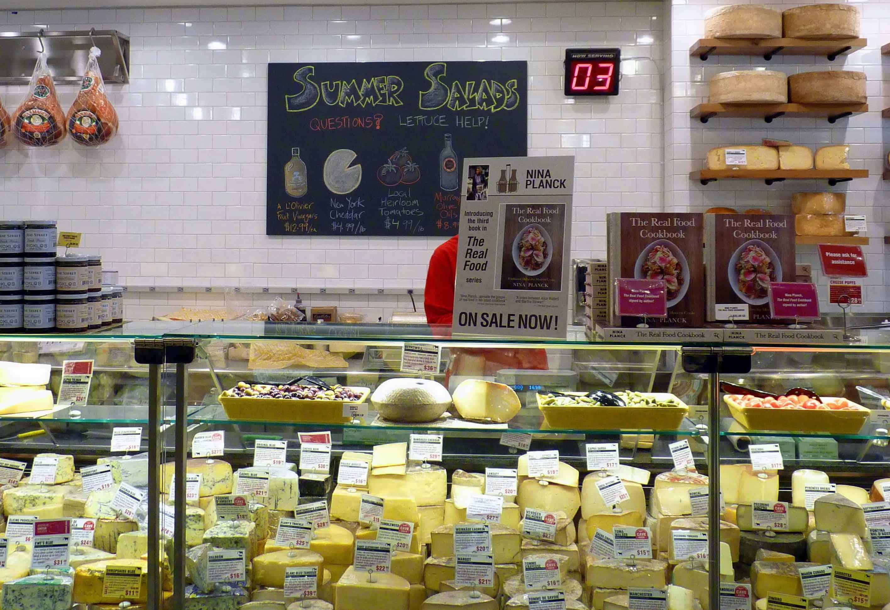 Murray's Cheese, New York