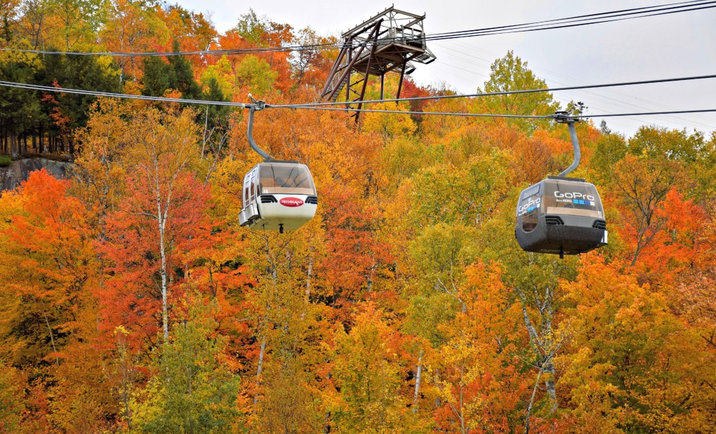 THINGS TO DO IN MONT TREMBLANT, CANADA WHEN IT'S NOT SKI SEASON