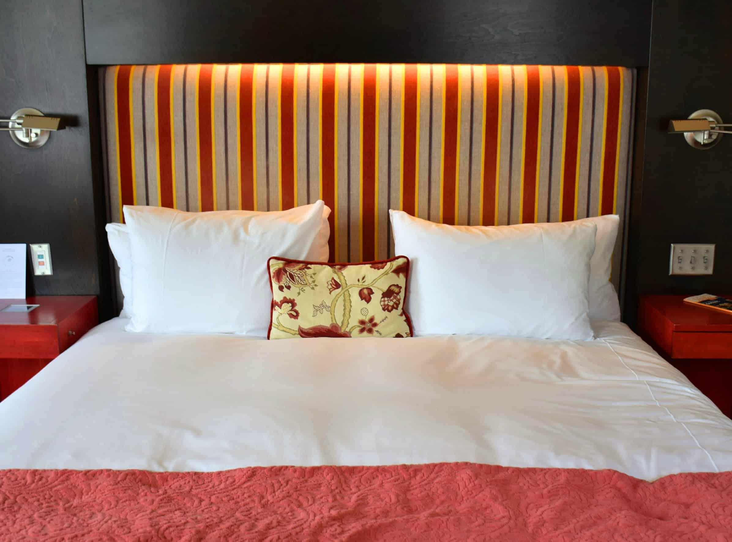 Auberge Saint Antoine room