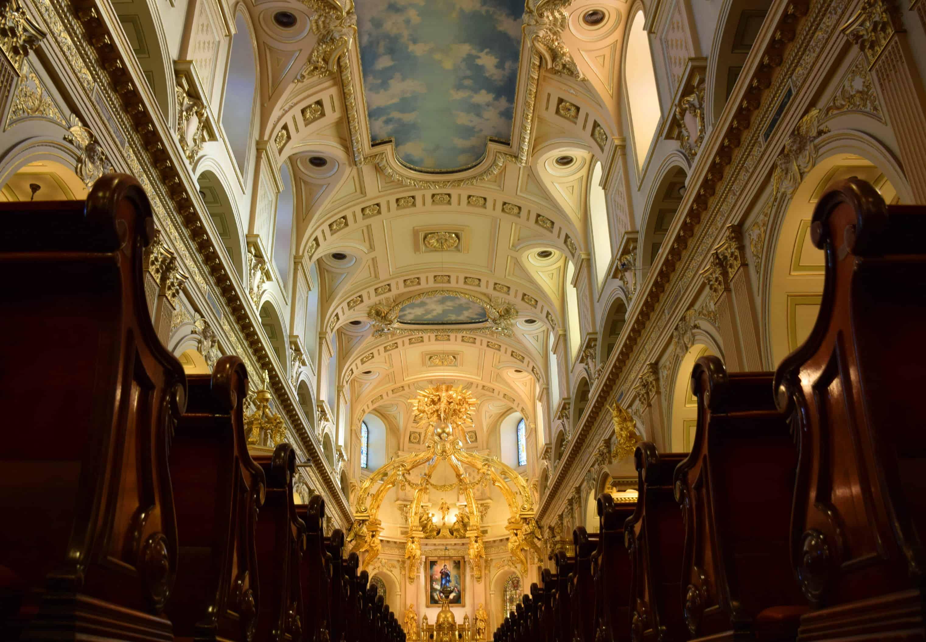 Notre Dame Cathedral, Quebec City