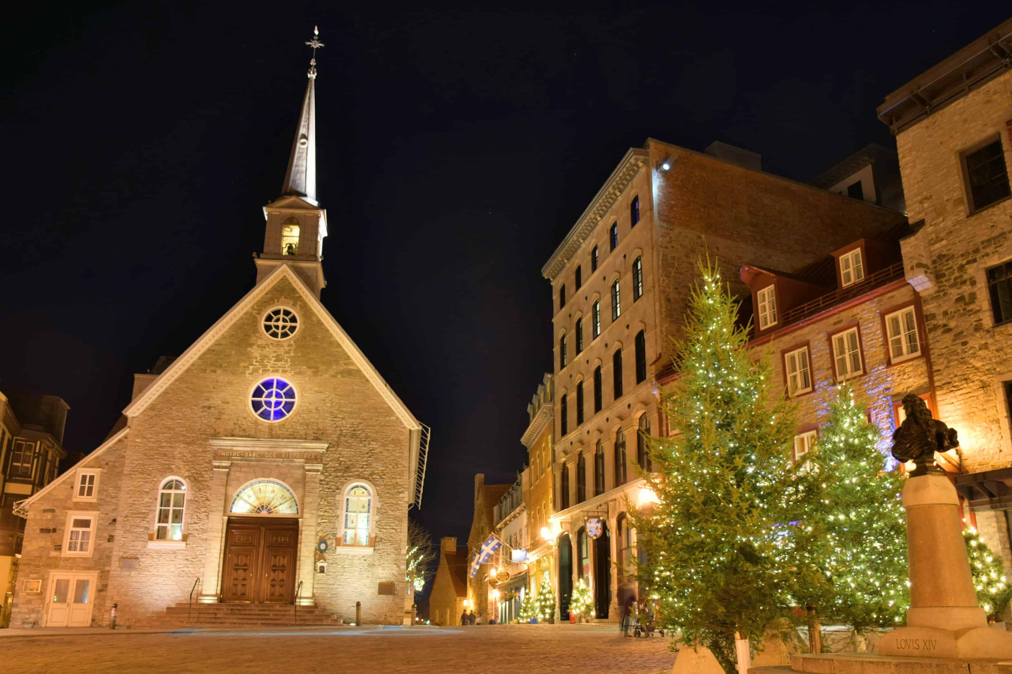 Place Royale, Quebec City