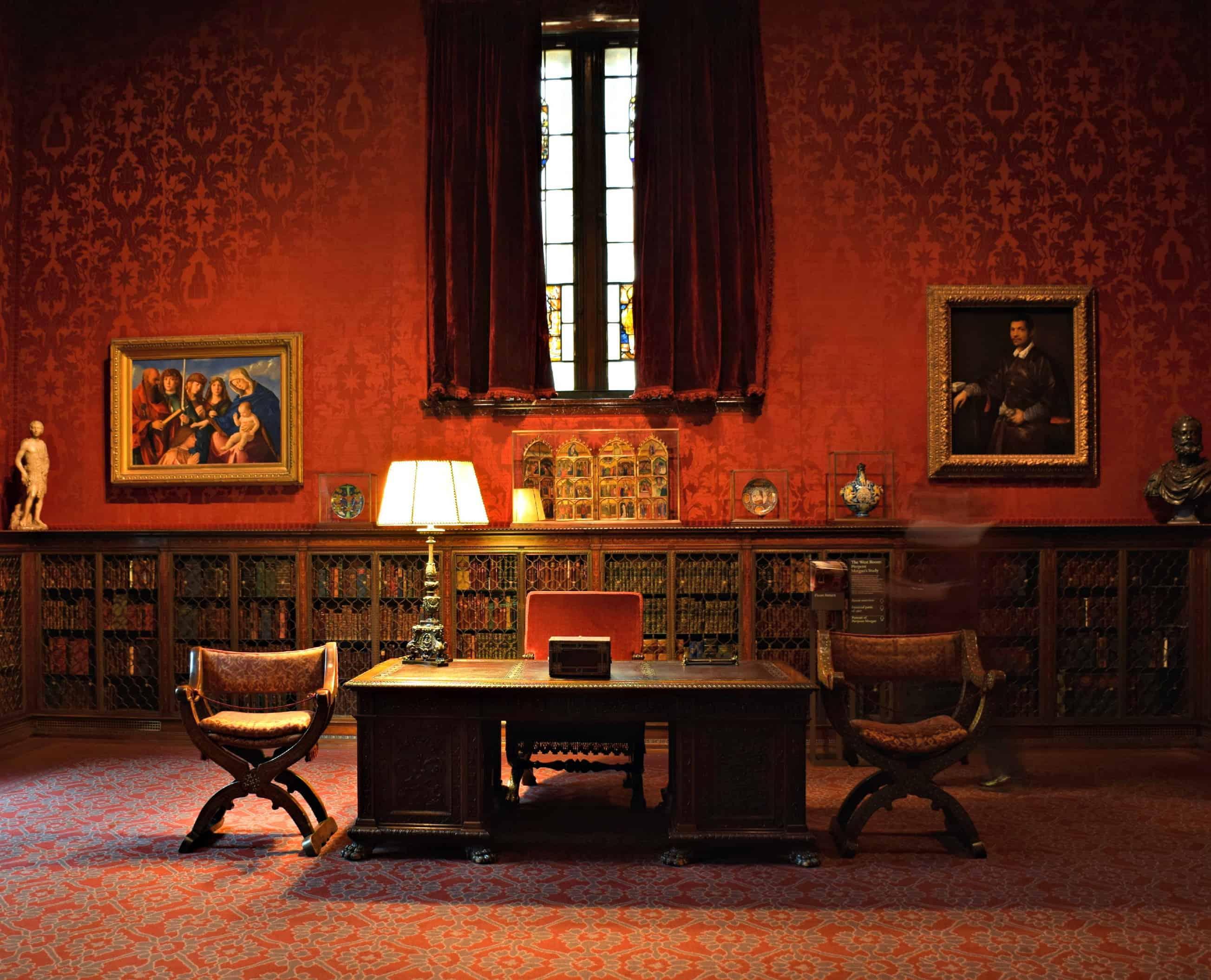 Morgan's Office