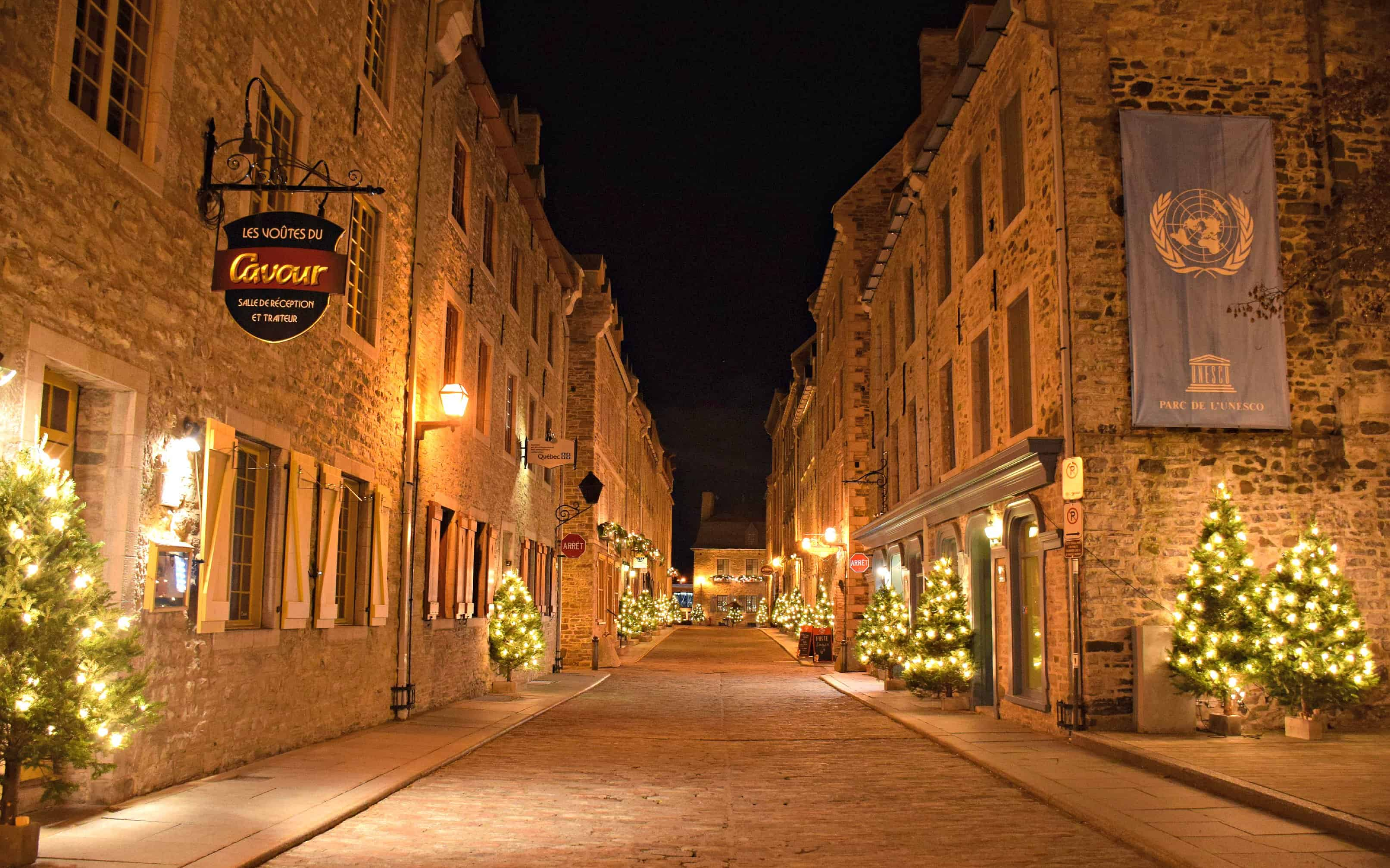 Quaint Town Quebec City The Best Place In North America To Visit For