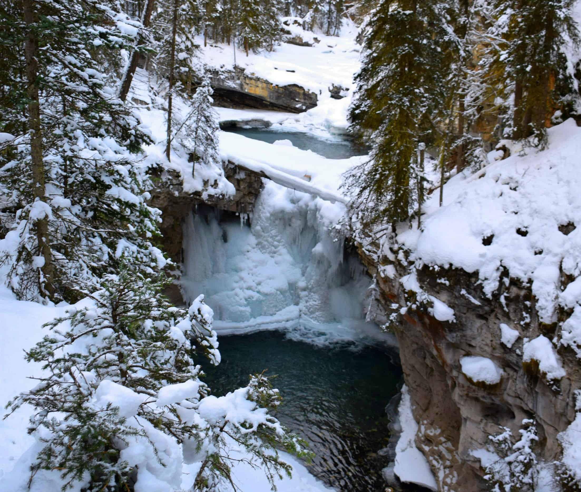 Johnson's Canyon Banff