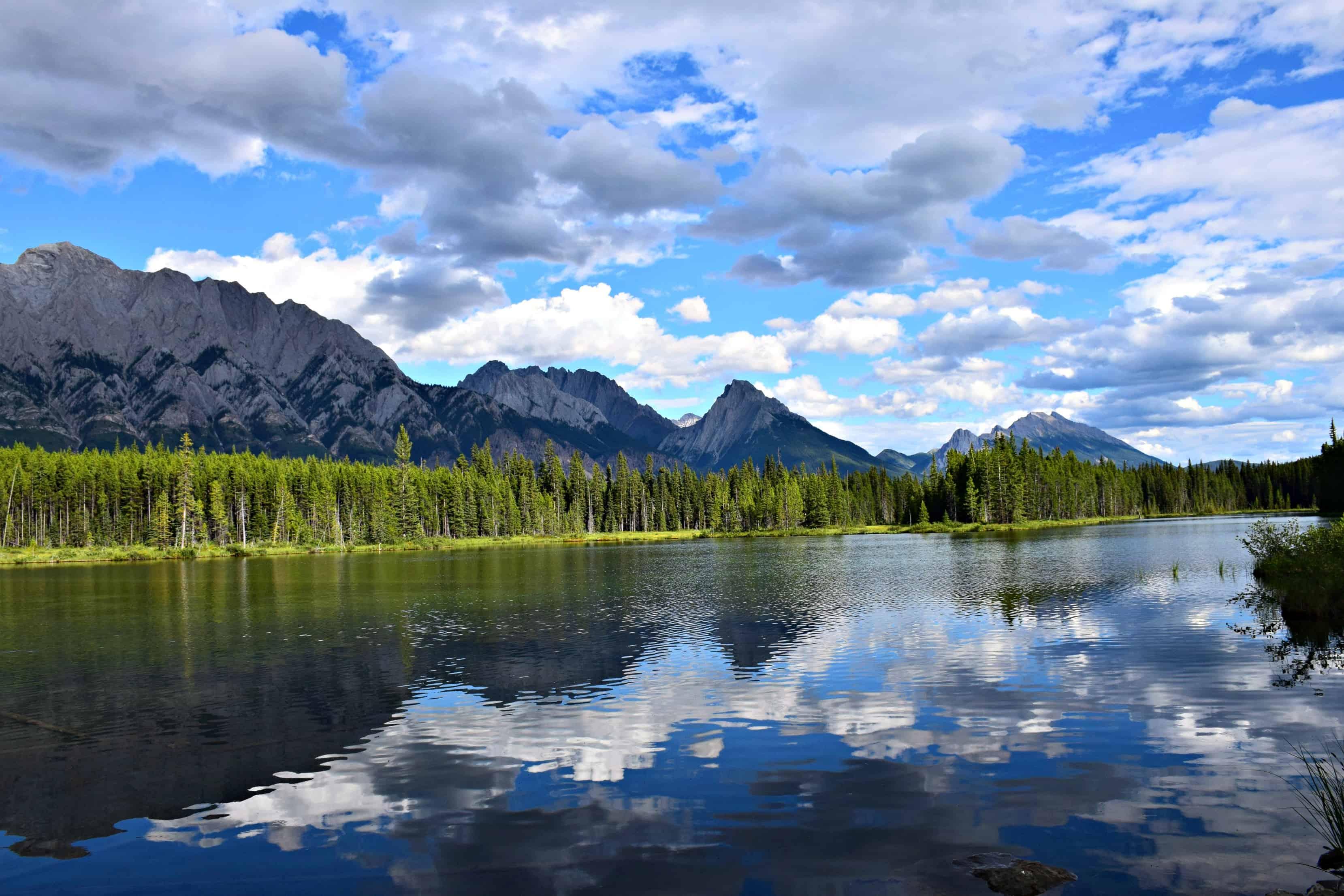 Spray Lakes