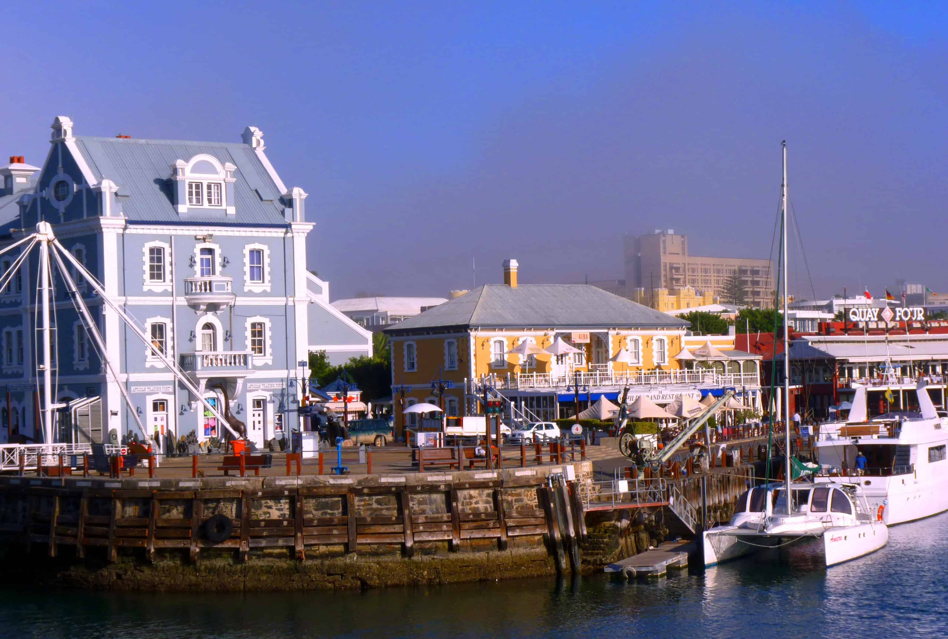 Capetown V & A Waterfront
