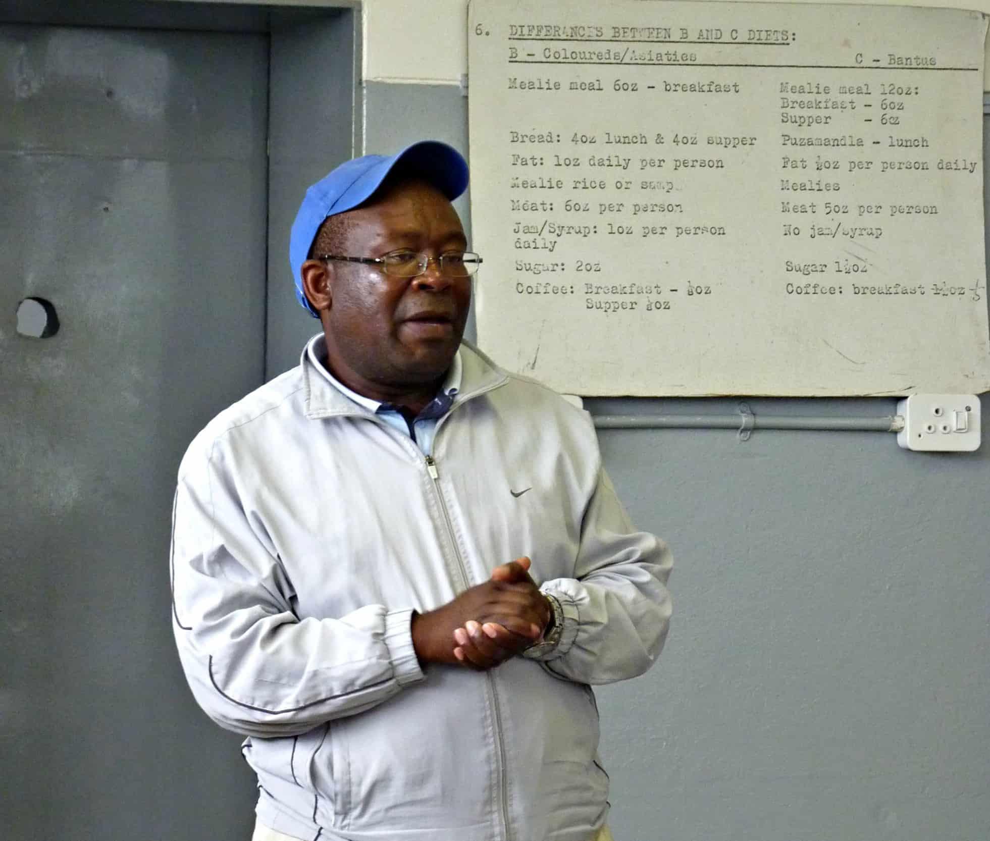 Robben Island Prison Guide