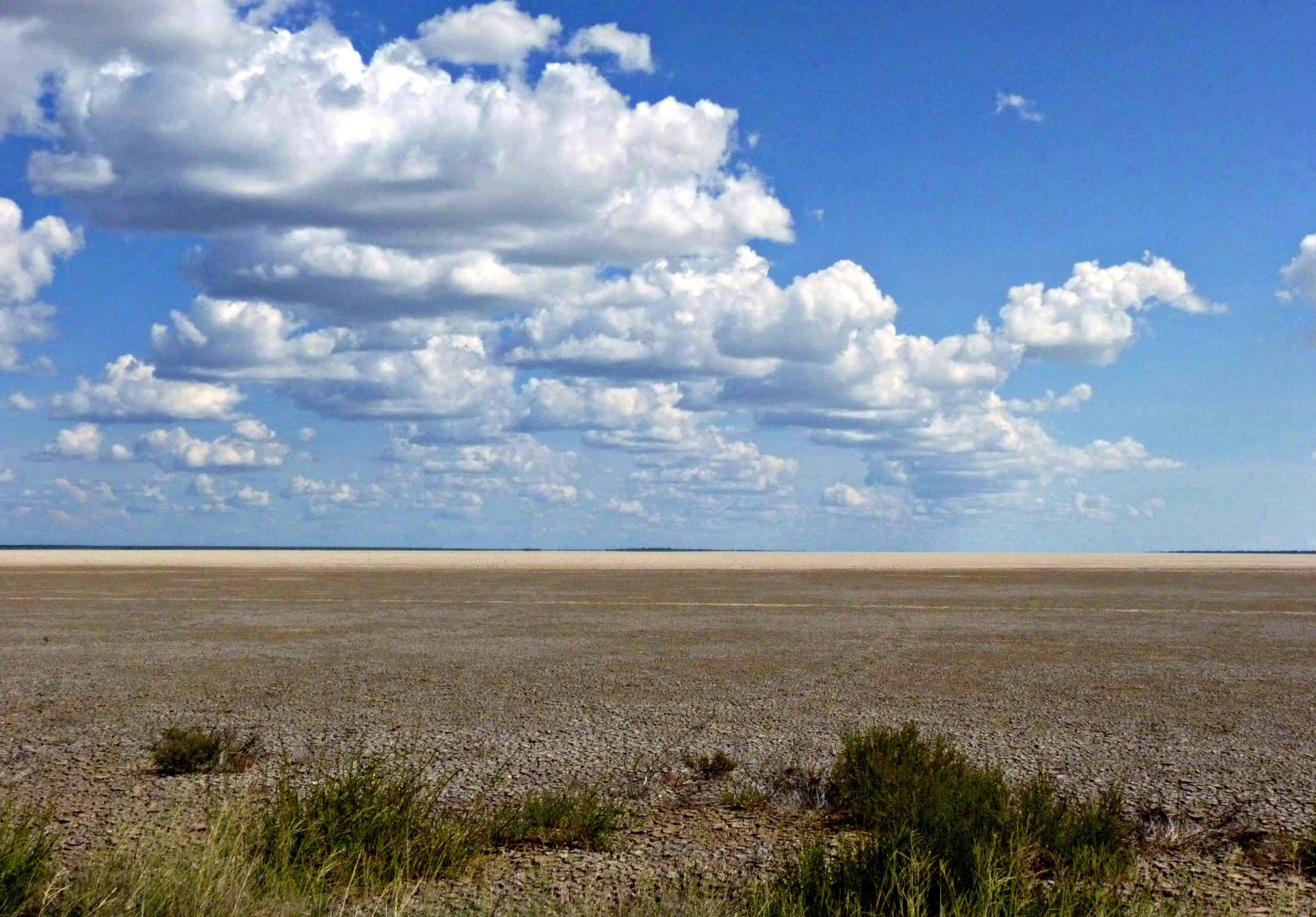 Etosha National Park - The Pan