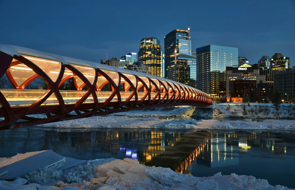PHOTO OF THE WEEK:  THE FRIENDLY CITY OF CALGARY