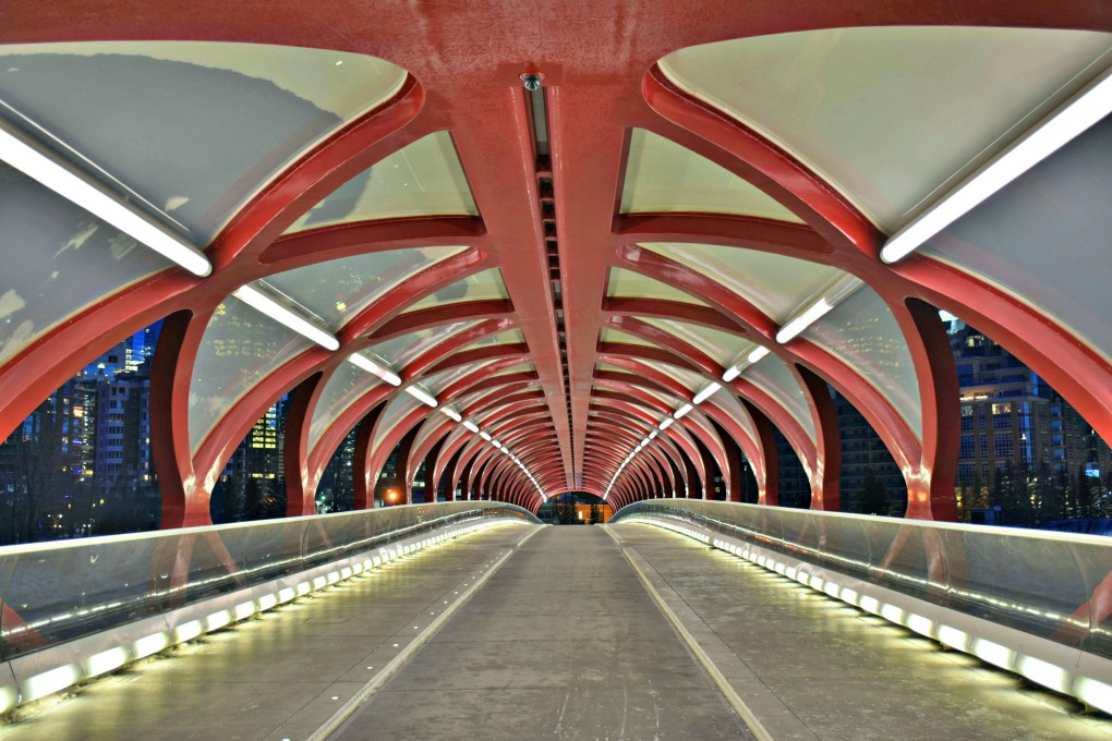 PHOTO OF THE WEEK:  THE PEACE BRIDGE
