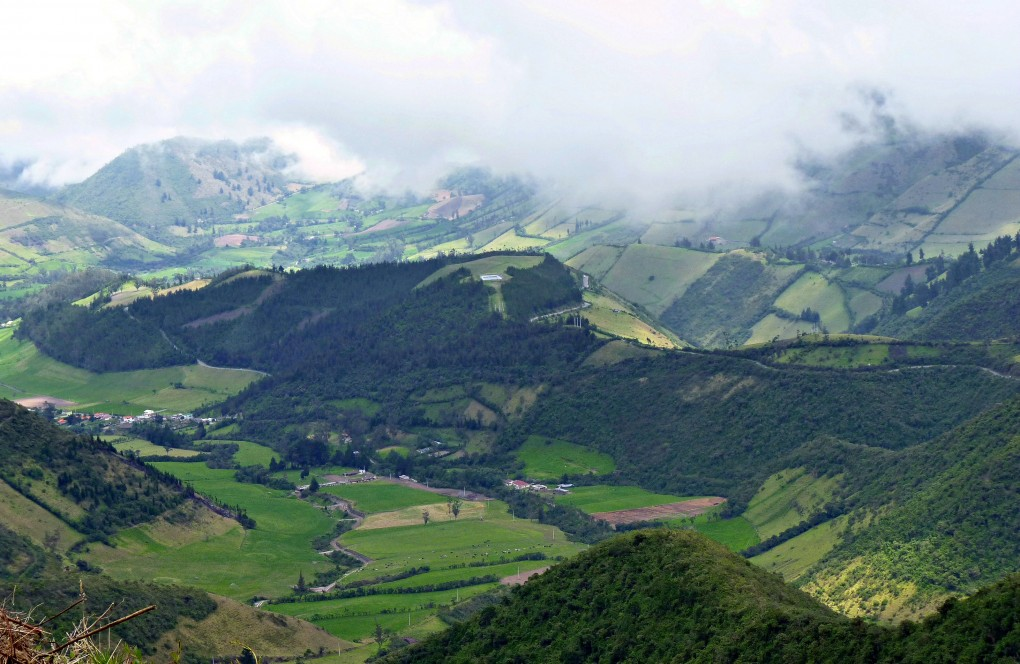 BLESSINGS IN THE NONO CLOUD FOREST OF ECUADOR