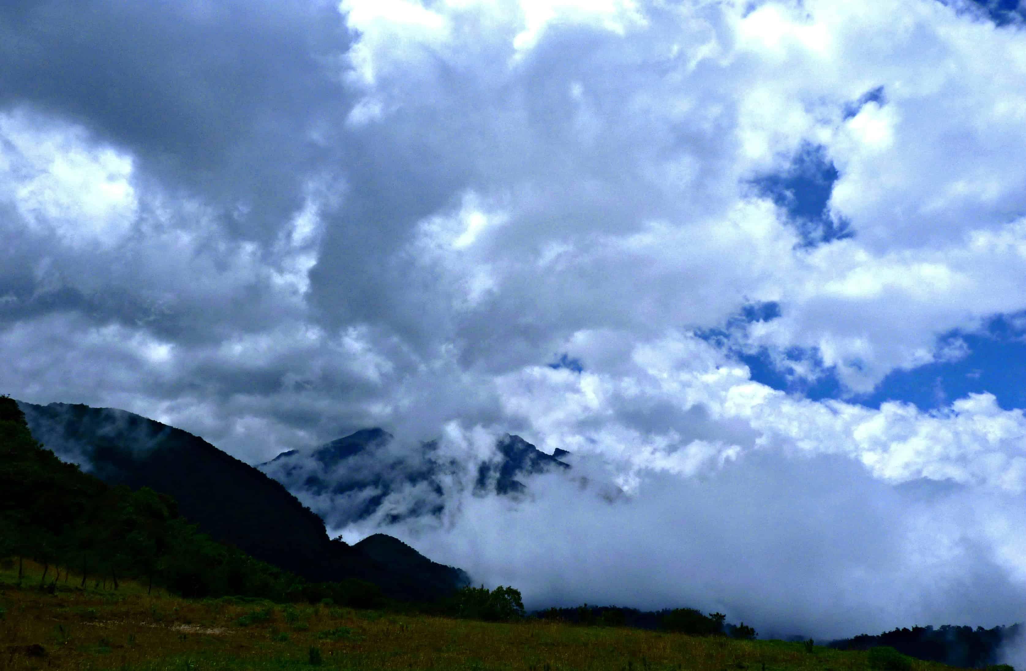 Pinchincha Volcano, Ecuador