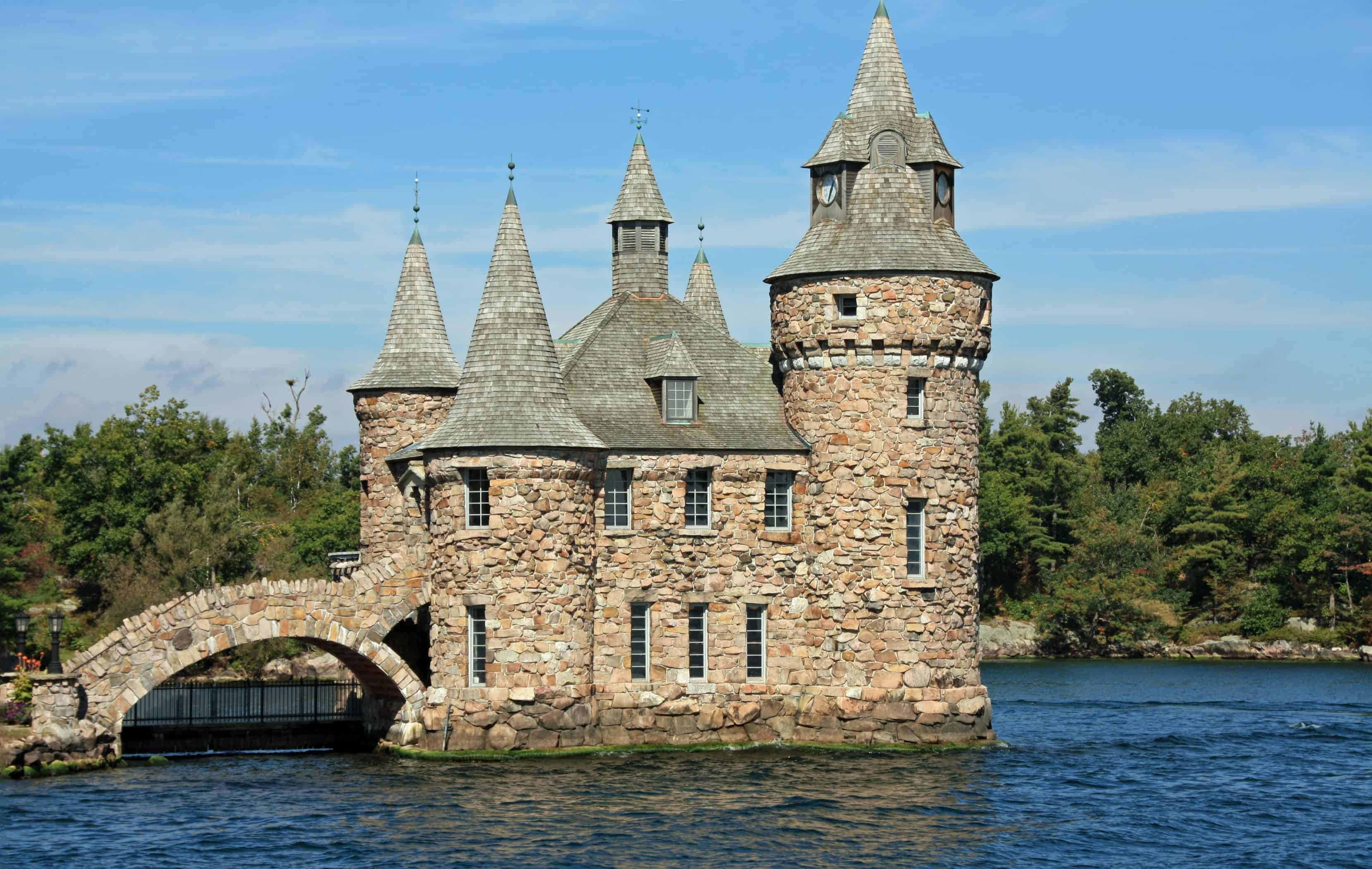 Castles in Canada