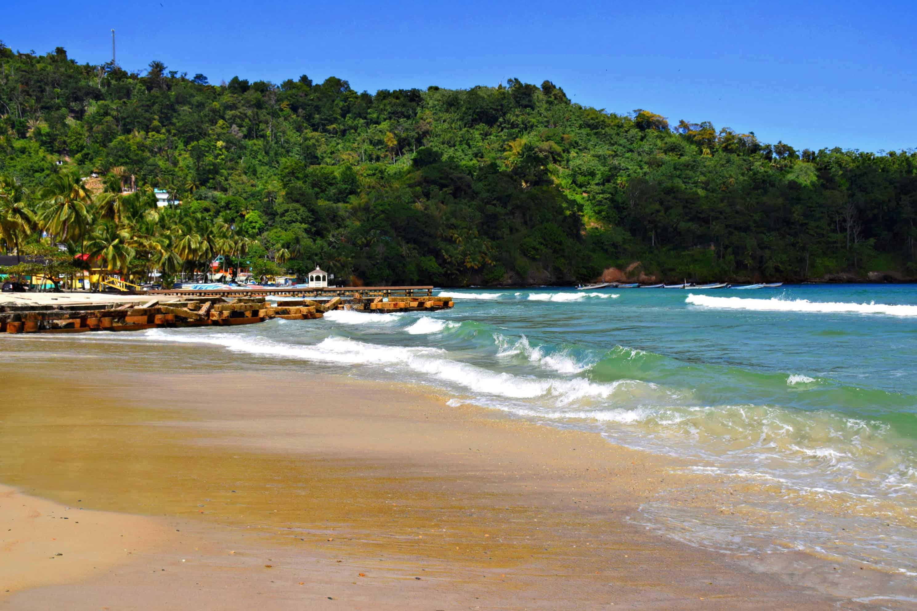Maracas Beach, Trinidad