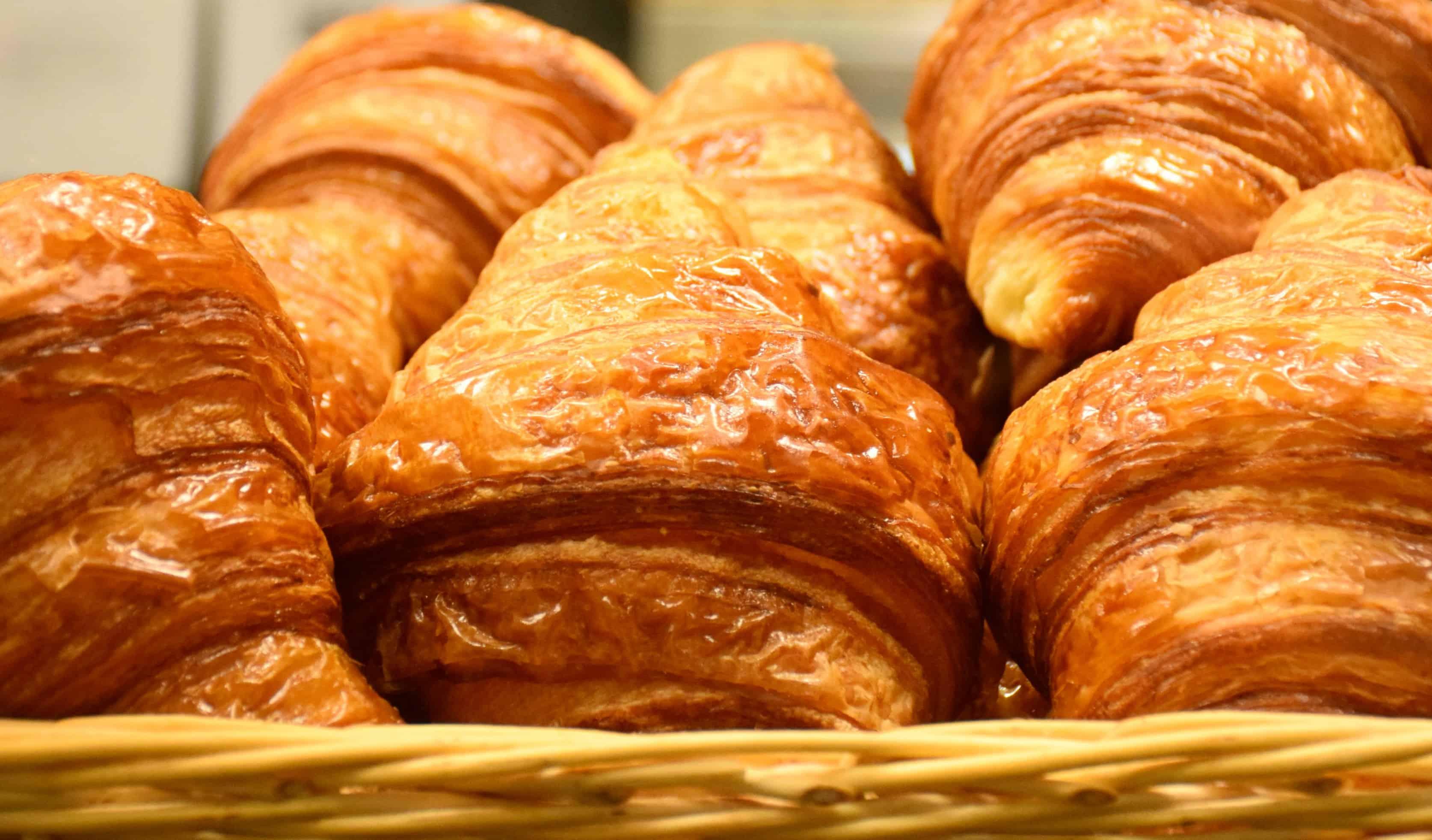 Croissant from Paillard