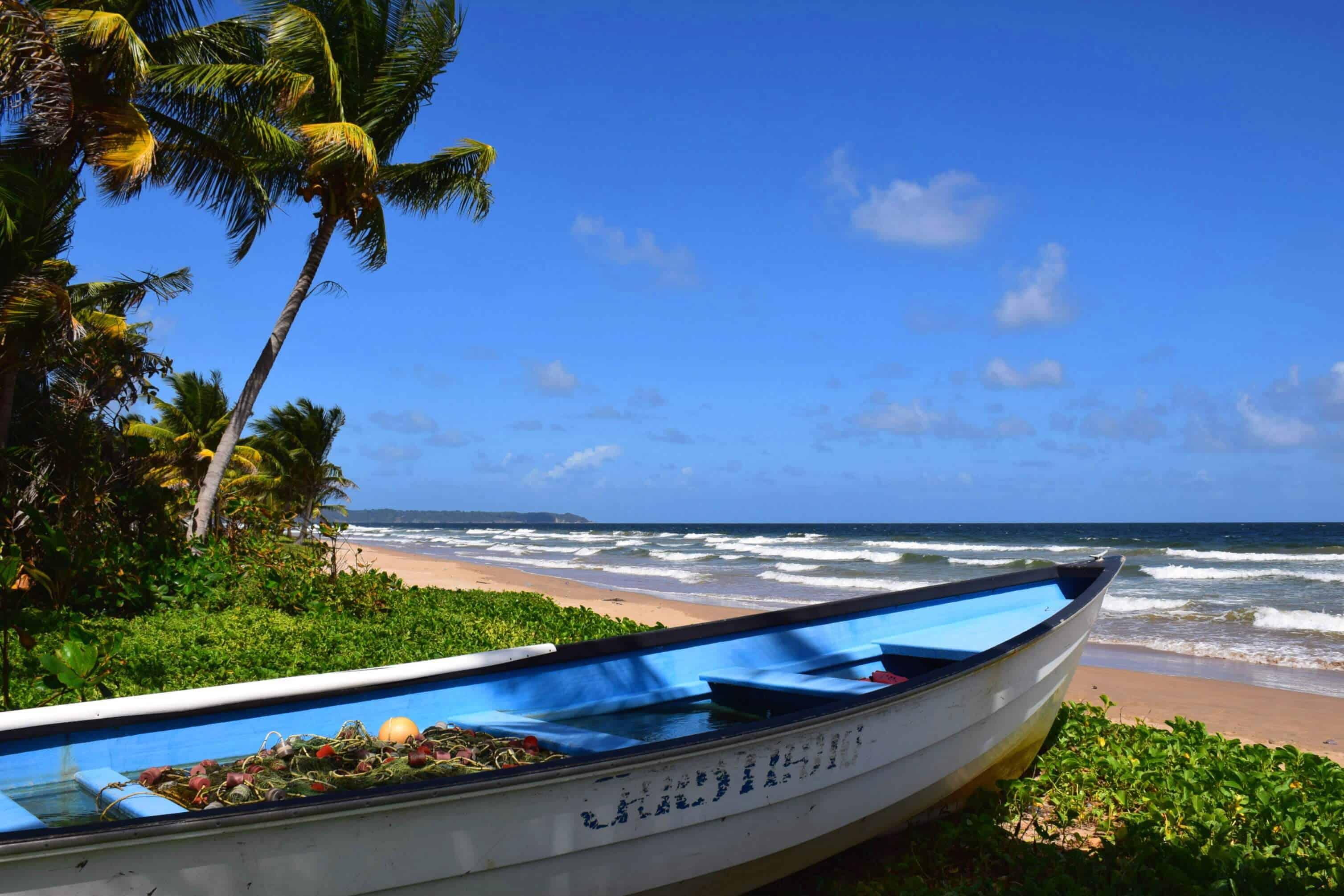 Mayaro Beach, Trinidad