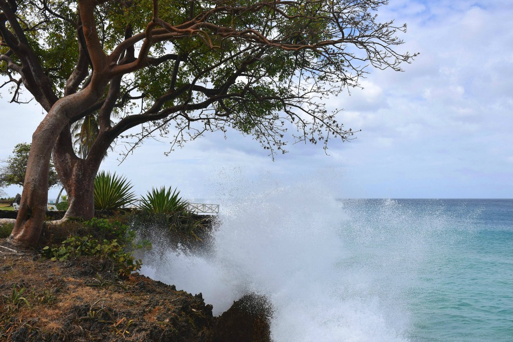 PHOTO OF THE WEEK: TOBAGO WAVES