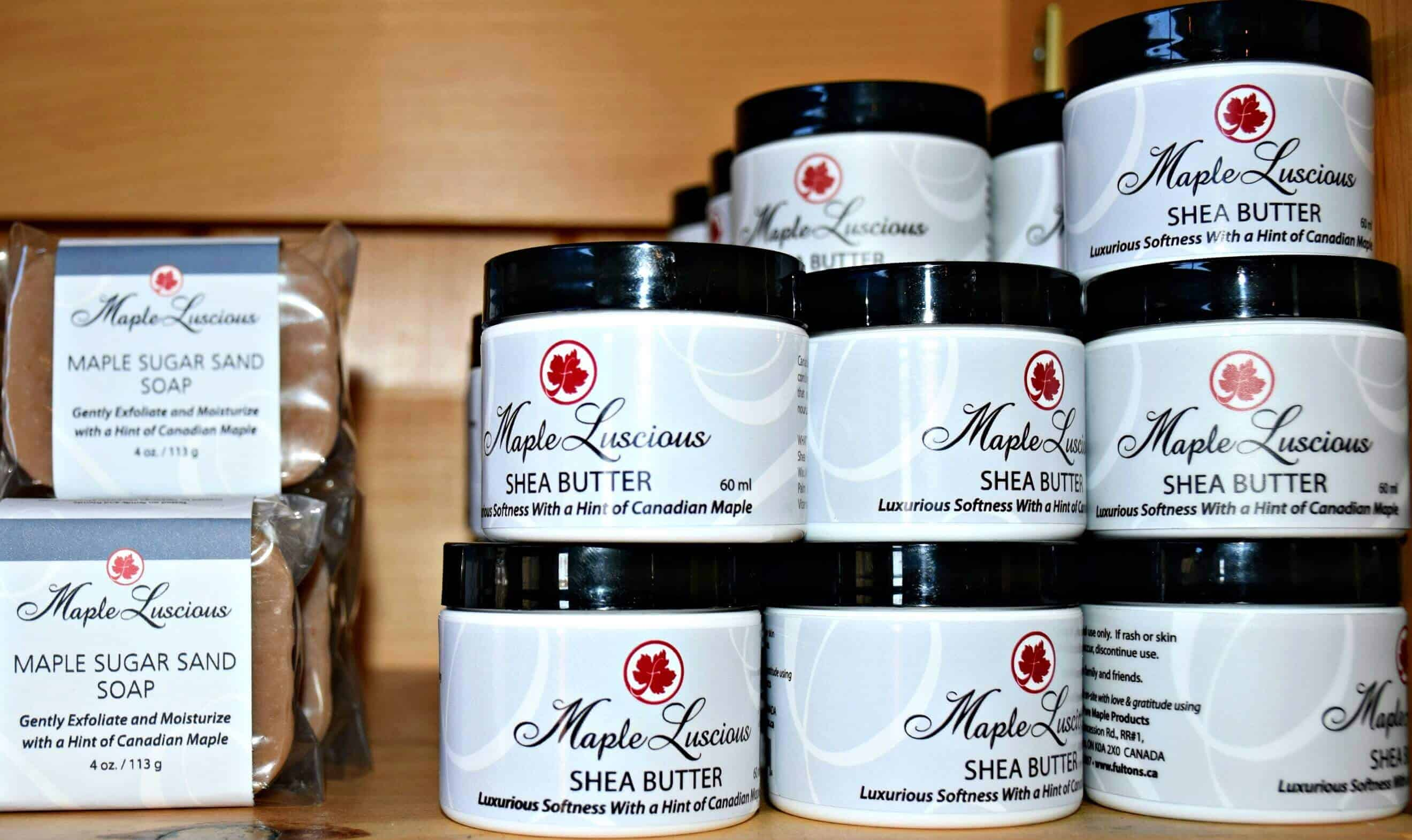 MapleLuscious Skin Care