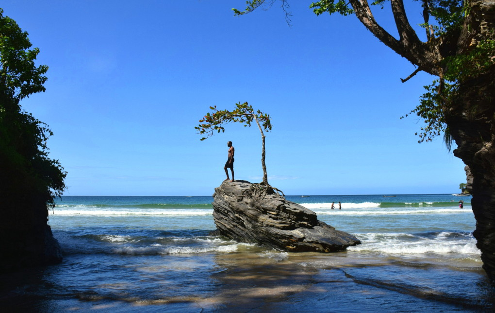 6 REASONS TO VISIT THIS UNIQUE BEACH IN TRINIDAD