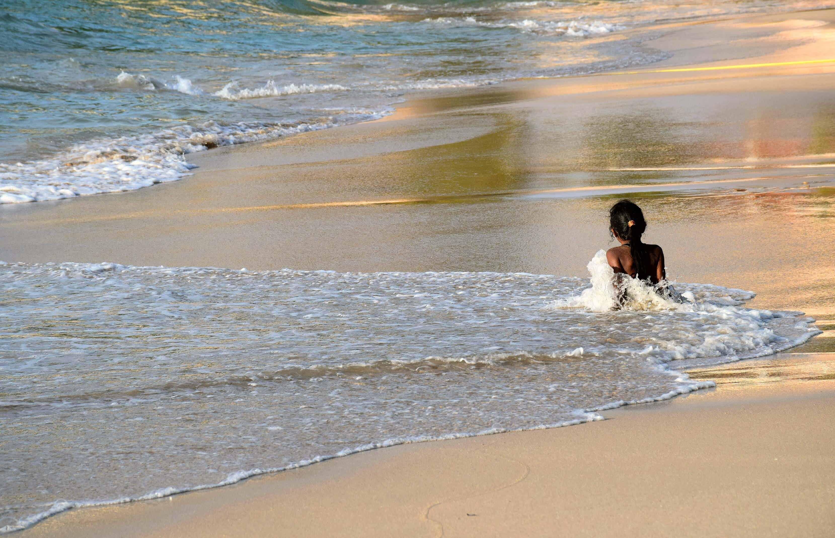 Crown Point Beach, Tobago