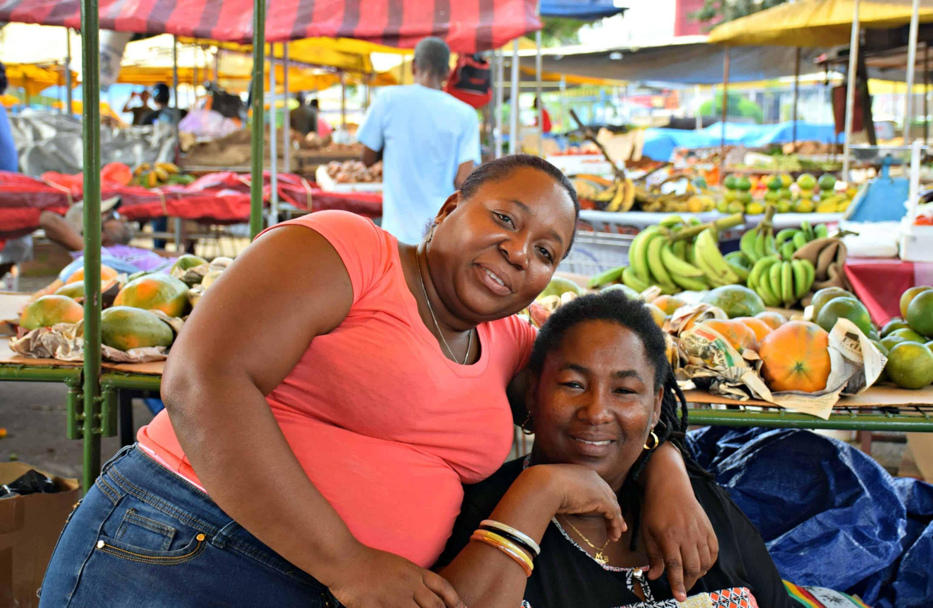 Arima Market, Trinidad