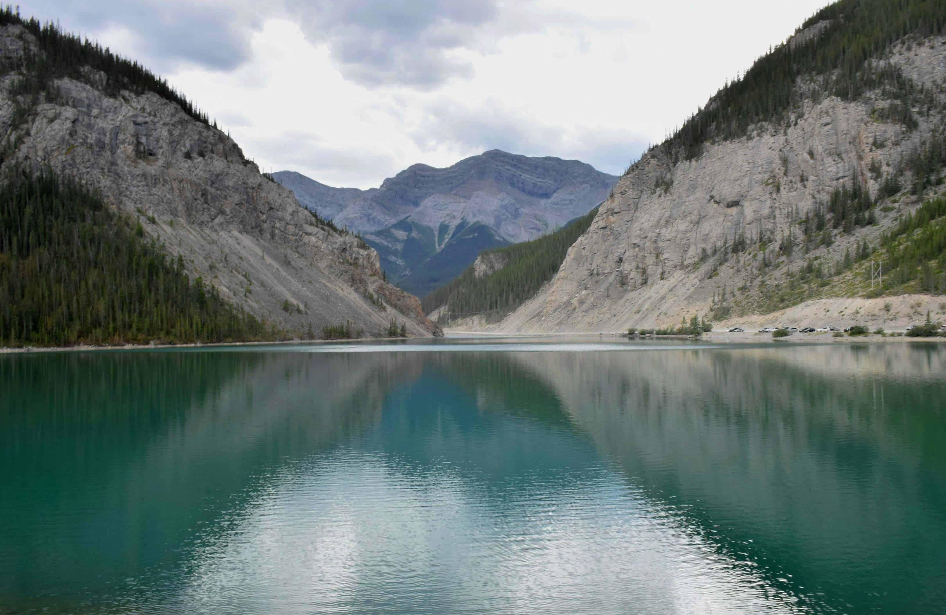 Spray Lakes Resevoir, Alberta