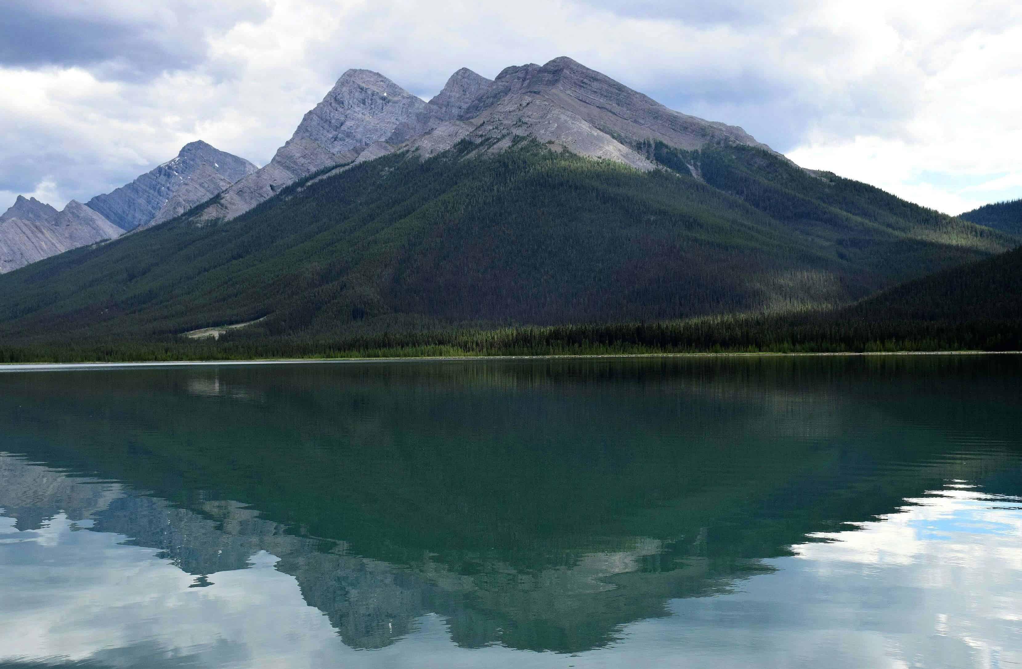 Spray Lakes, Alberta