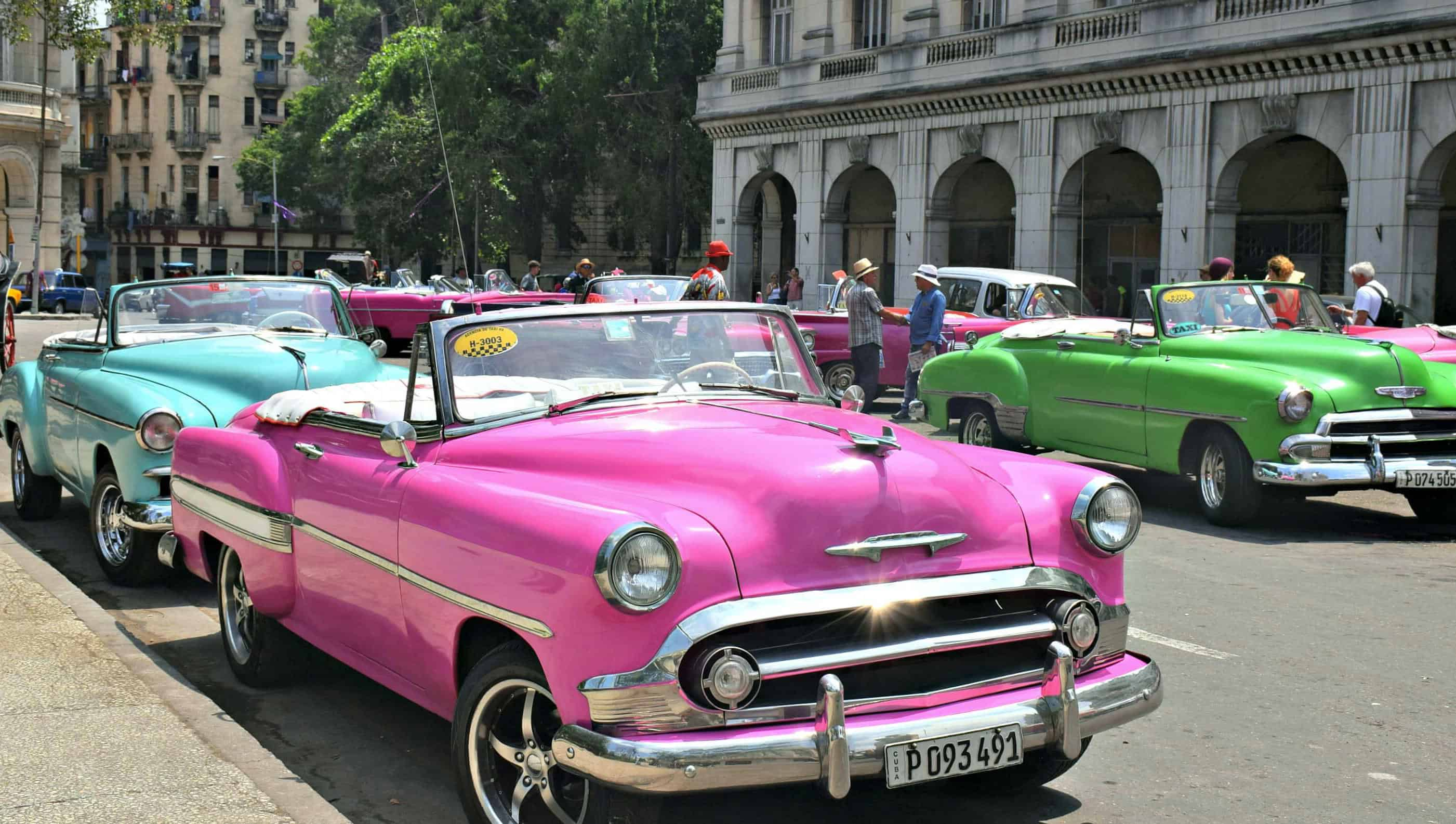Photos Of The Week Classic Cars Of Cuba Travel Bliss Now