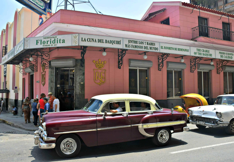 Floridita, Havana, Cuba