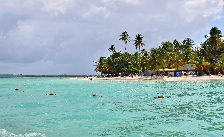 Tobago, Pigeon Point
