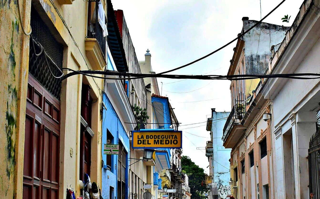 La Bodeguita del Medio, Havana