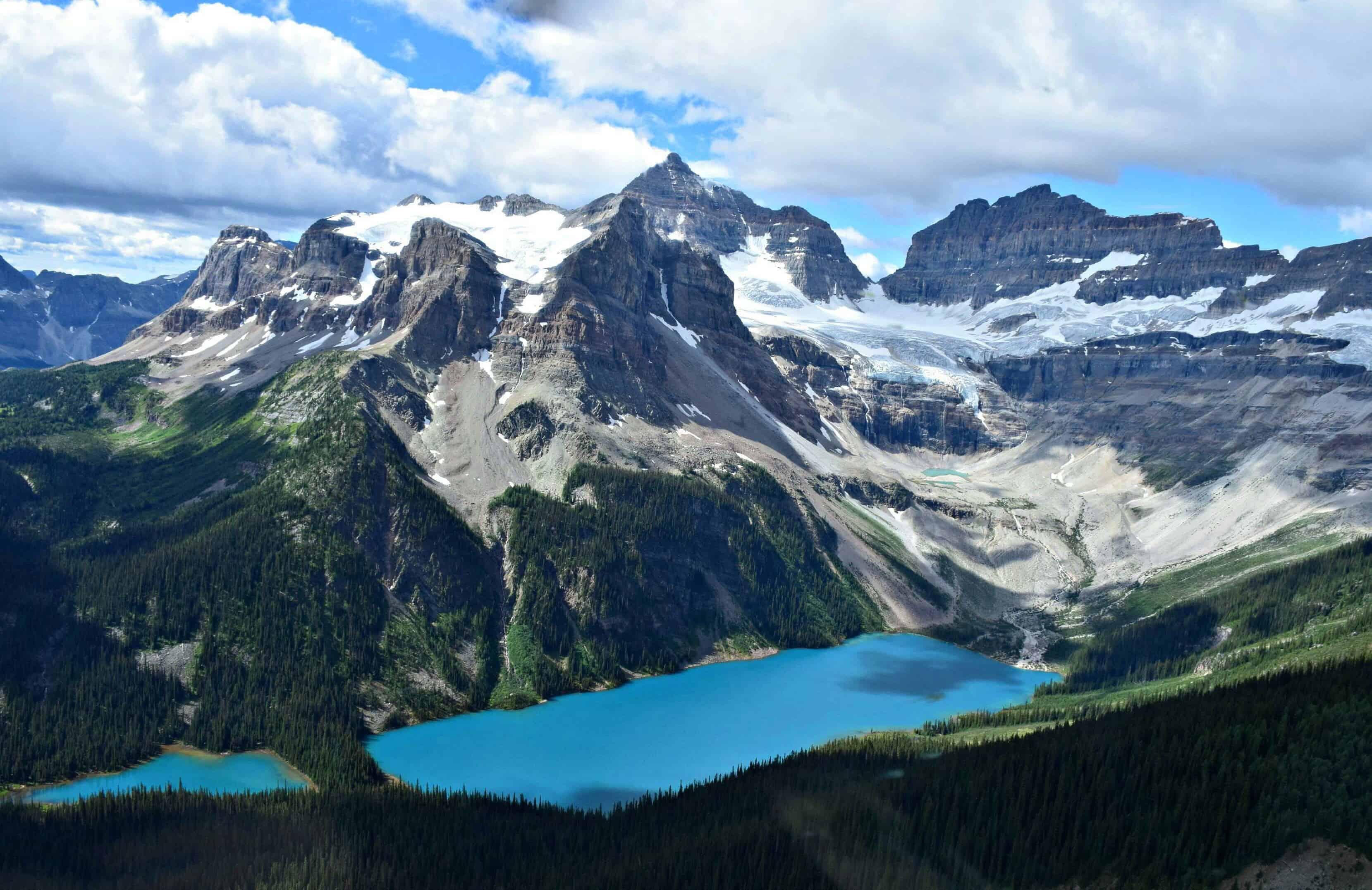 Aye Mountain, B.C. Canada