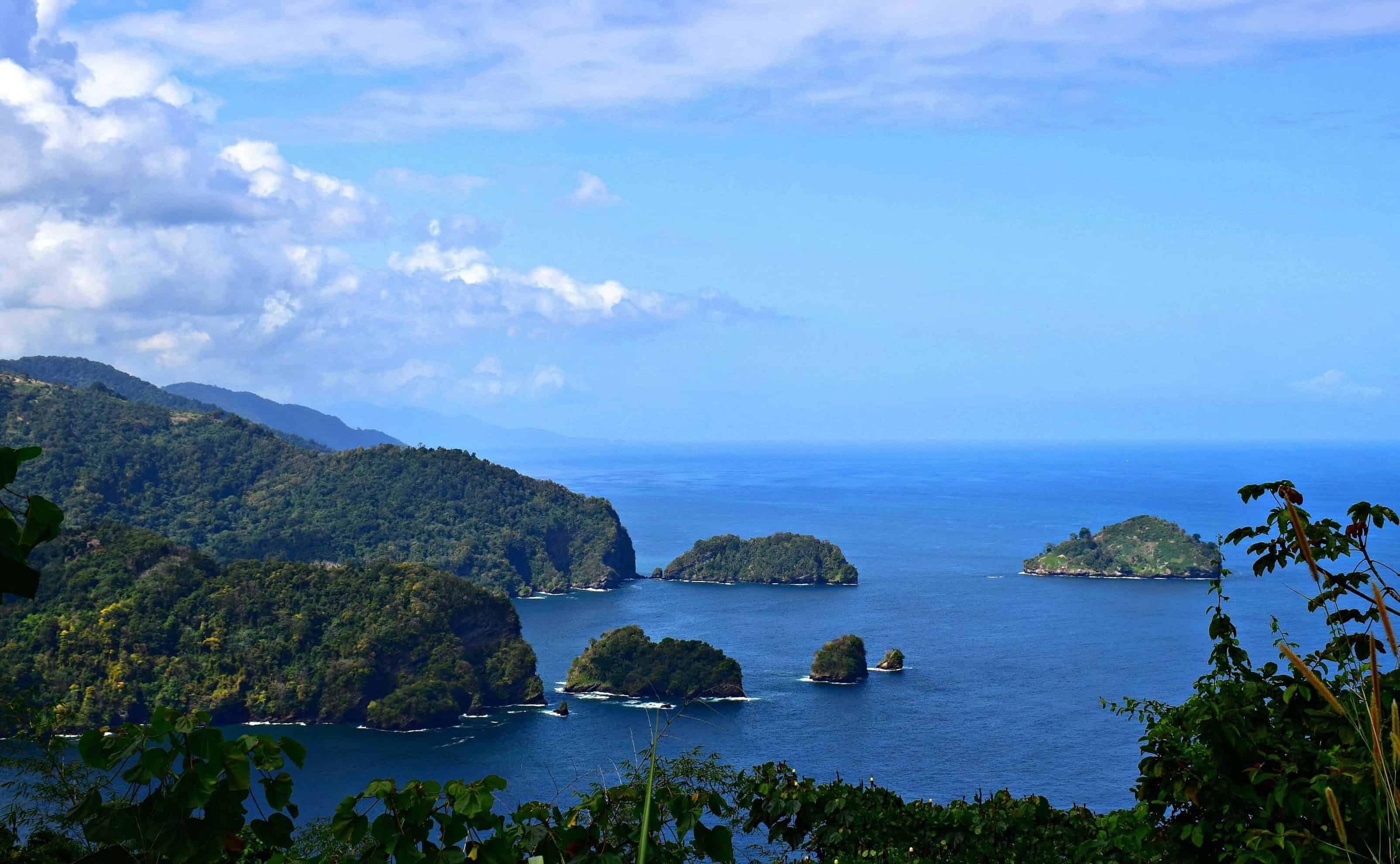 Maracas Bay Lookout, Trinidad