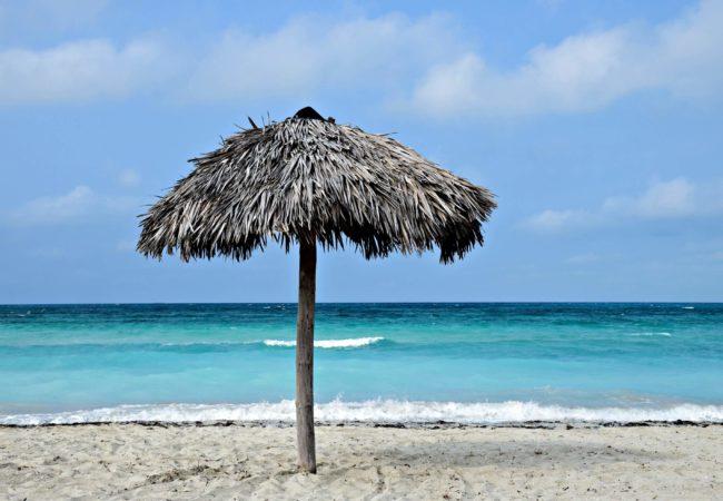 THE BEAUTIFUL BLUES OF VARADERO, CUBA