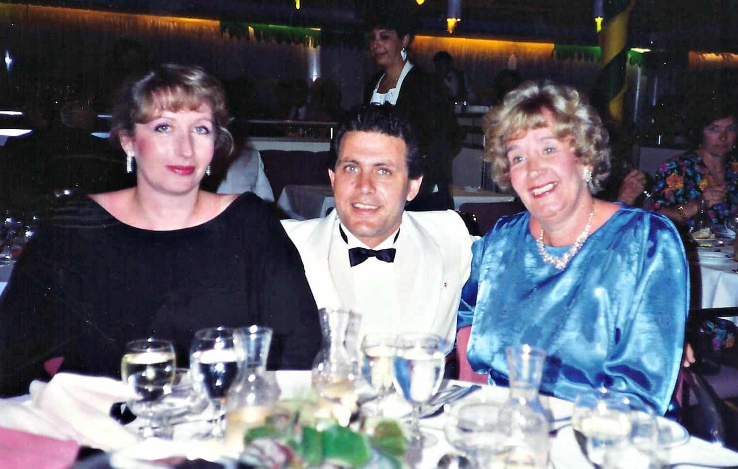 Regent Cruise 1991