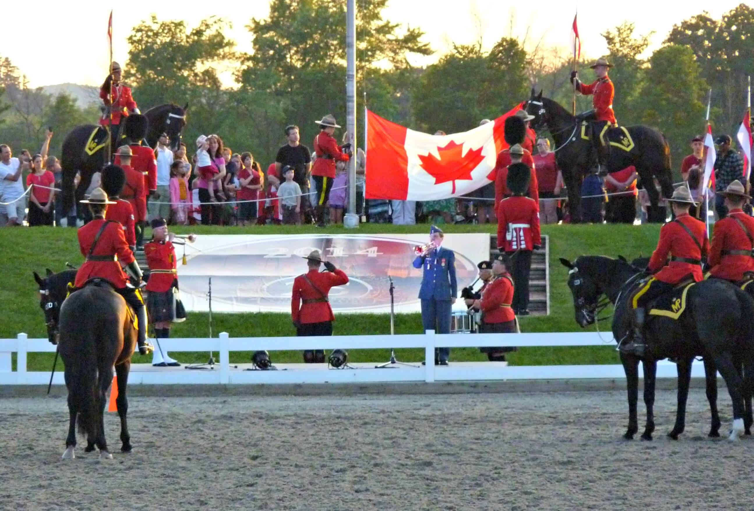 My Dream To Join Canada S Rcmp Musical Ride Travel Bliss Now