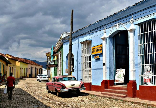 GLIMPSES OF TWO UNIQUE HERITAGE CITIES IN CUBA