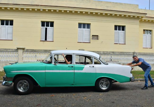 "SHOULD YOU BOOK A HAVANA TOUR ON THE ""I KNOW A GUY"" SYSTEM?"