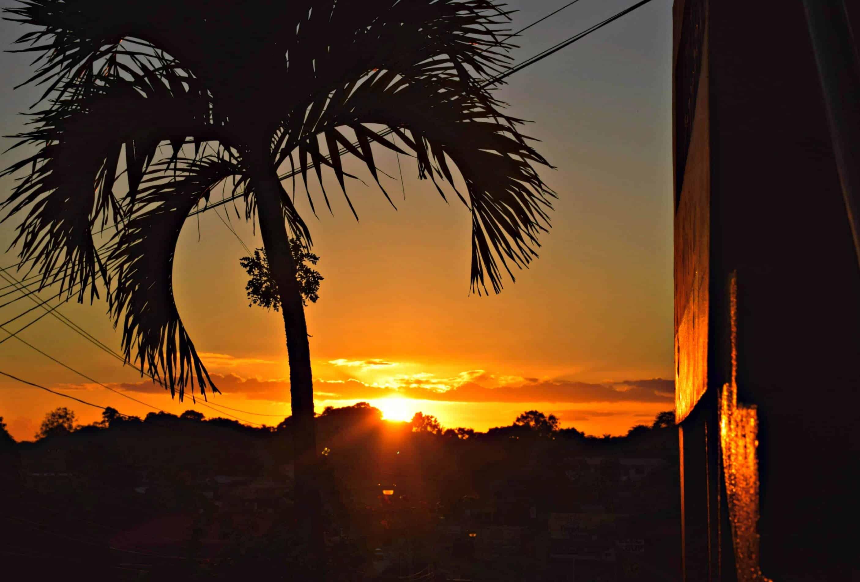 Arima Sunset, Trinidad