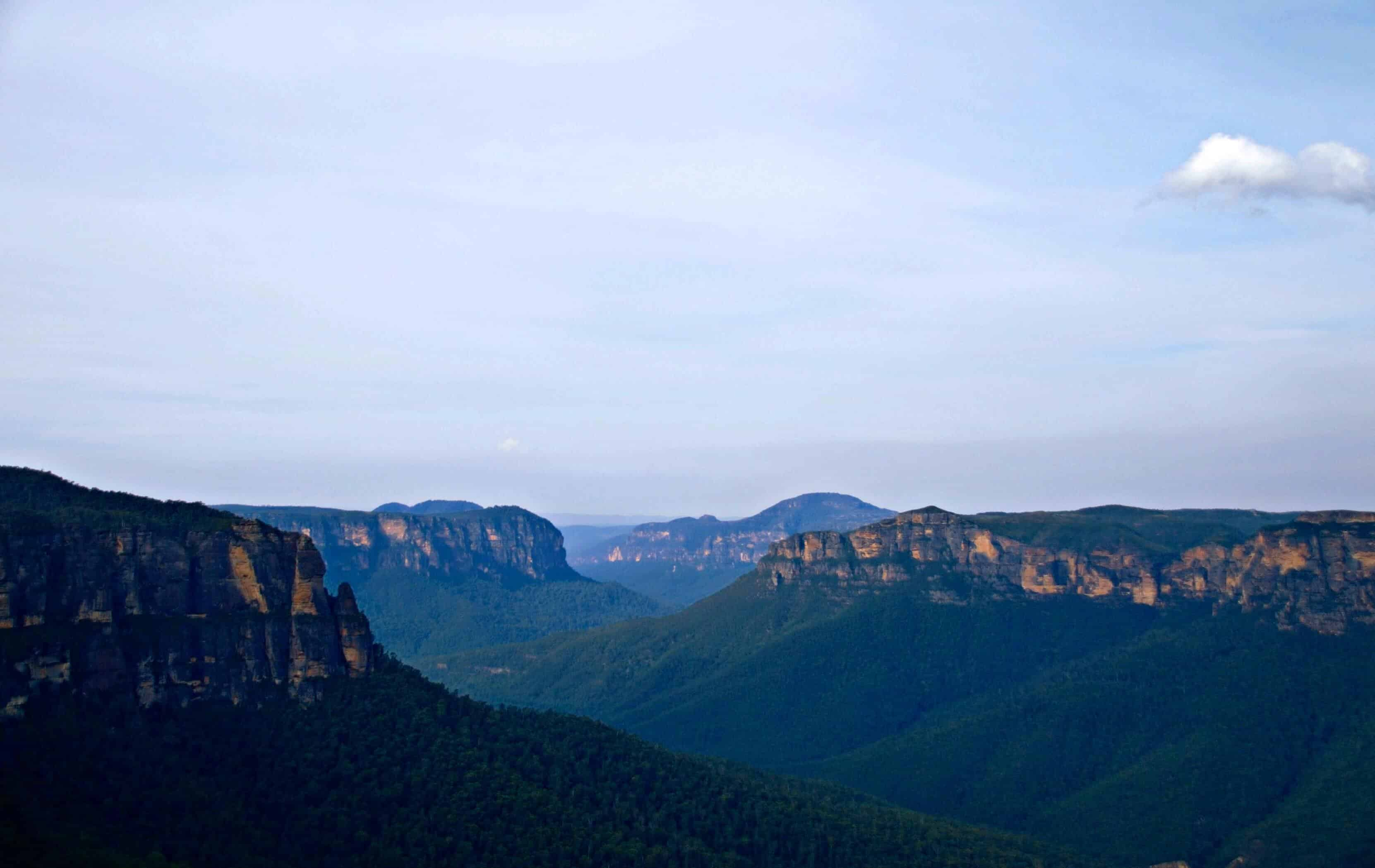 Blue Mountains. New South Wales