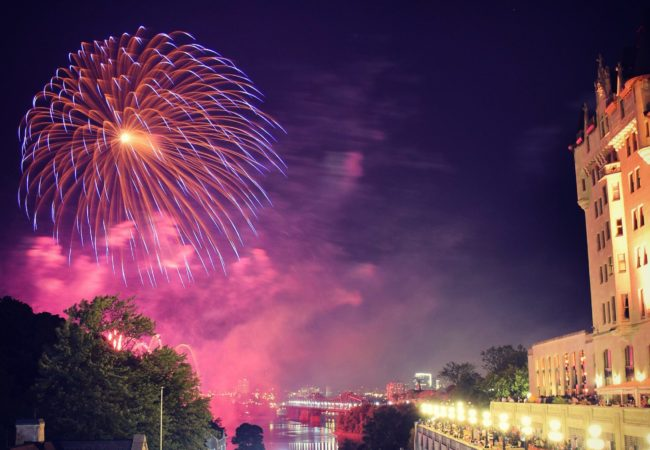 PHOTO OF THE WEEK:  FIREWORKS!