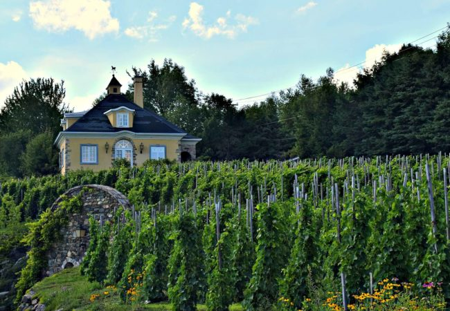 WHERE TO FIND A TOUCH OF TUSCANY IN CANADA