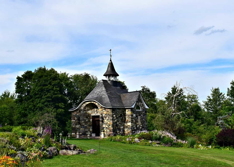 Chapelle Ste Agnes, Quebec