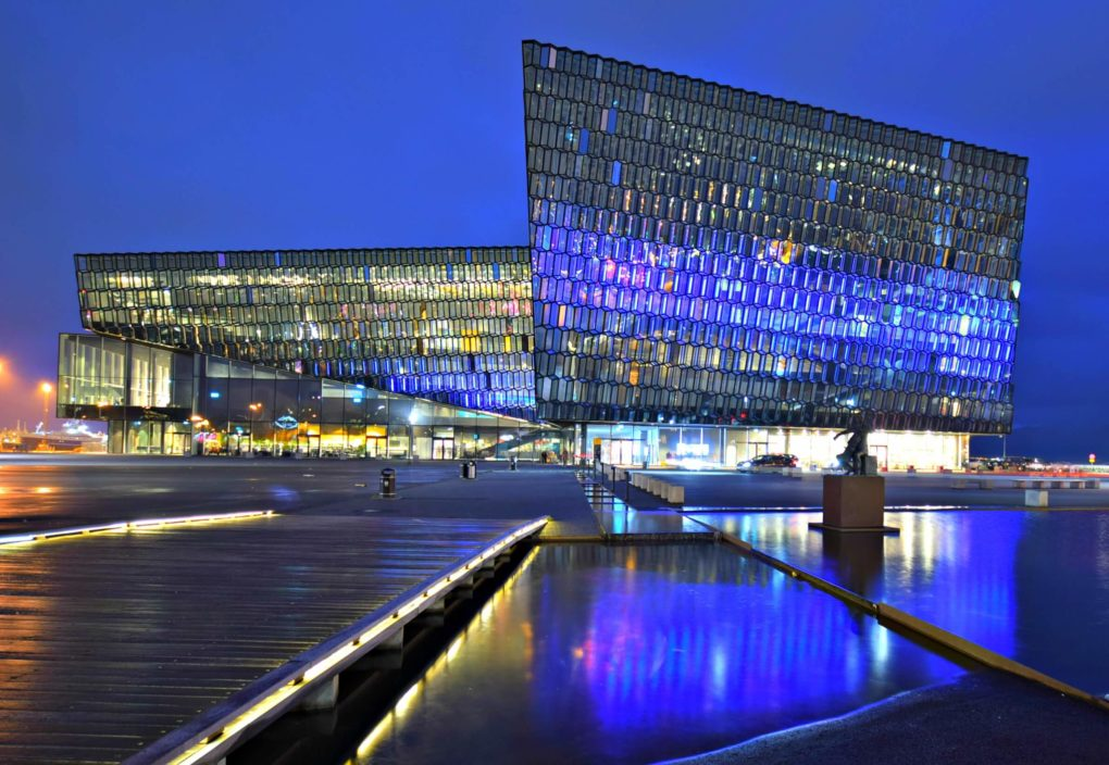 PHOTOS OF THE WEEK:  HARPA CONCERT HALL, REYKJAVIK
