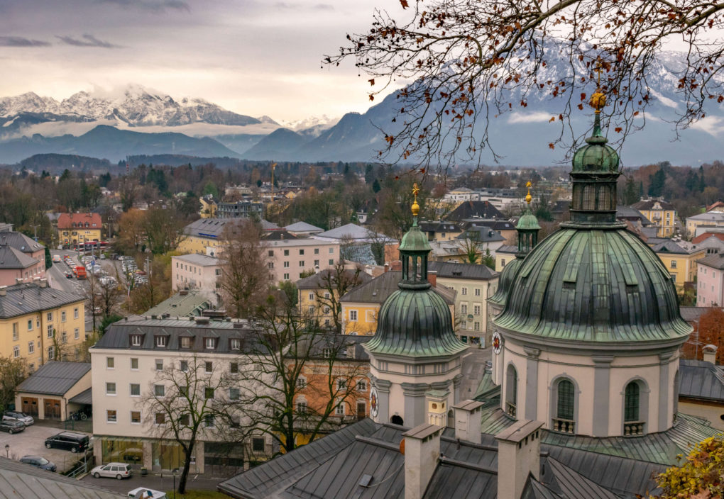 Day Trip from Vienna to Salzburg for the Sound of Music
